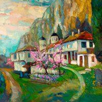 رنگ آمیزی(نقاشی)